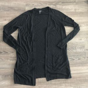 !!Free w purchase!! Black cardigan
